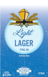 photo of NEW ~ Light Lager beer