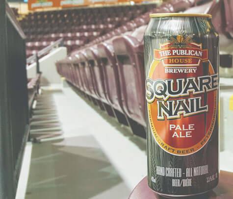 Square Nail Pale Ale