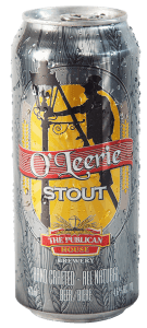 photo of O'Leerie Stout beer