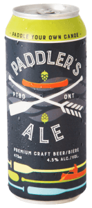 photo of Paddler's Ale beer