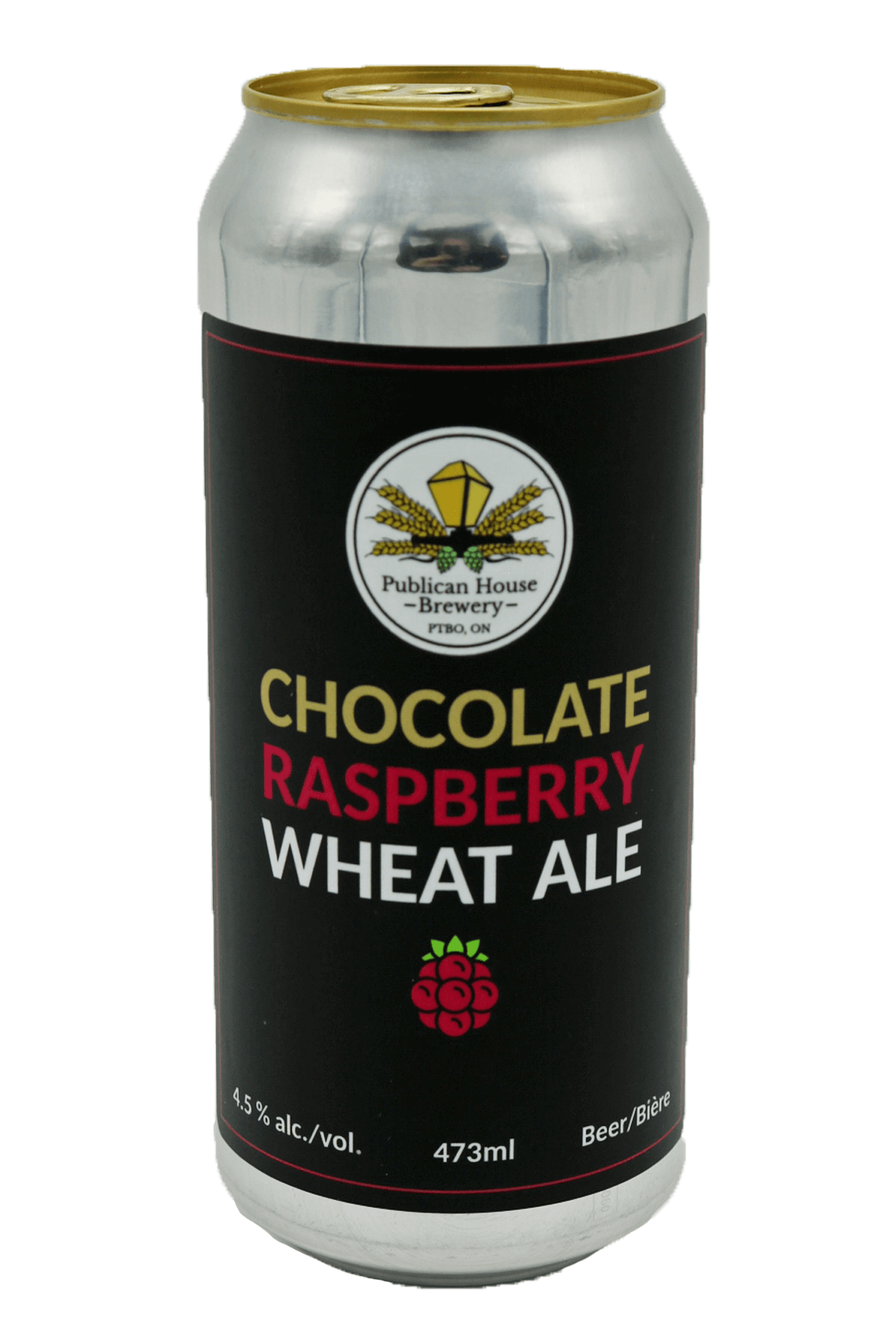 photo of Chocolate Raspberry Wheat Ale – Out of Production beer