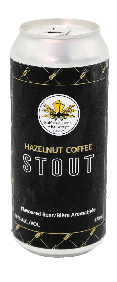 photo of Hazelnut Coffee Stout beer