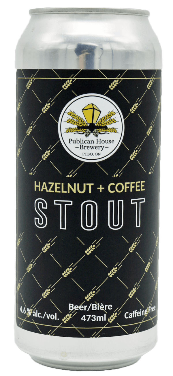 photo of Hazelnut Coffee Stout – Out of Production beer