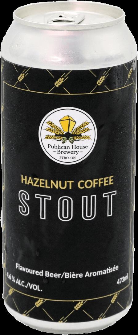 Hazelnut Coffee Stout