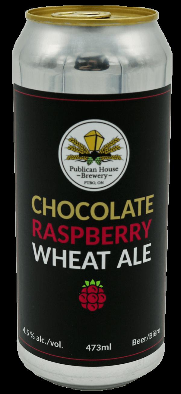 photo of Chocolate Raspberry Wheat Ale beer