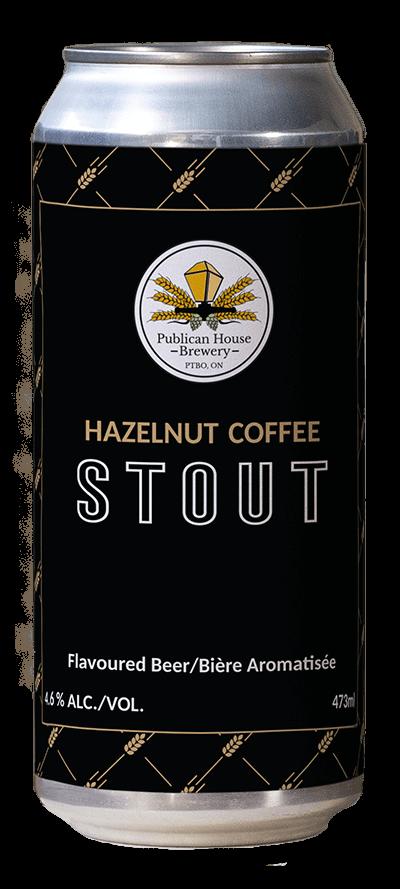 photo of Hazelnut Coffee Stout beer