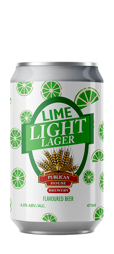 photo of Lime Light Lager beer