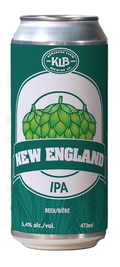 photo of KLB New England Pale Ale beer
