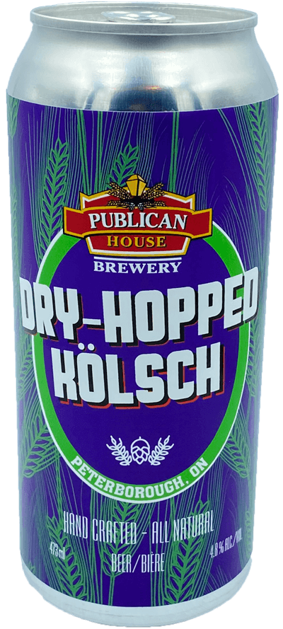 photo of Dry-Hopped Kolsch beer