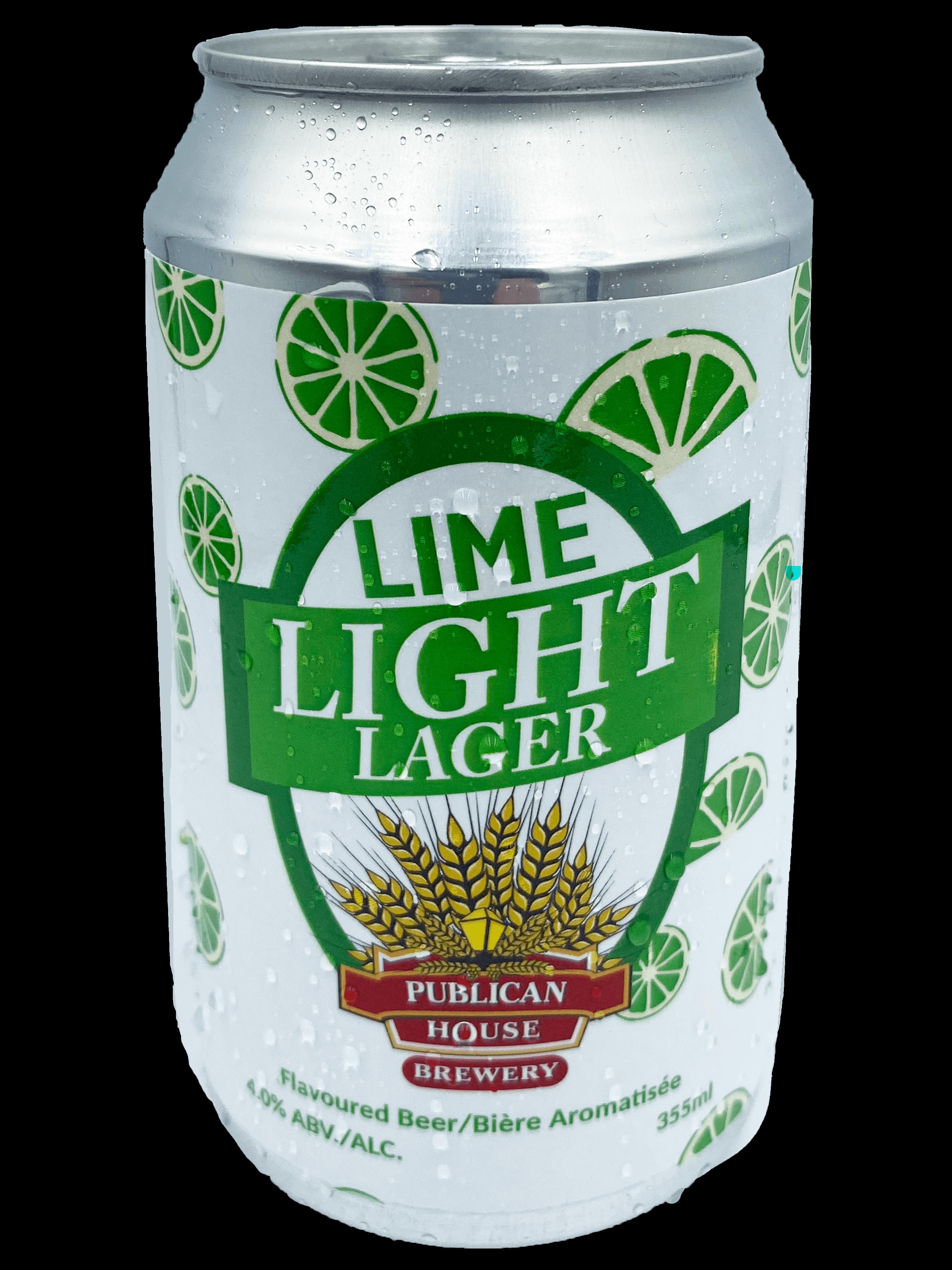 Lime Light Lager1